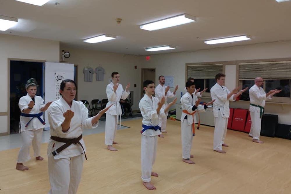 Kids Karate Concord