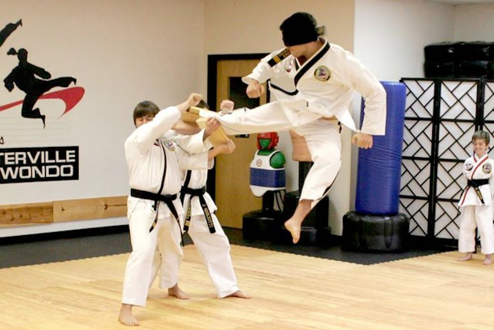 Kids Taekwondo near Westerville