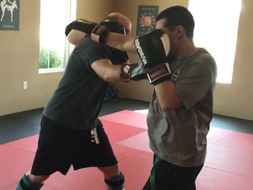 Adult Martial Arts North Austin