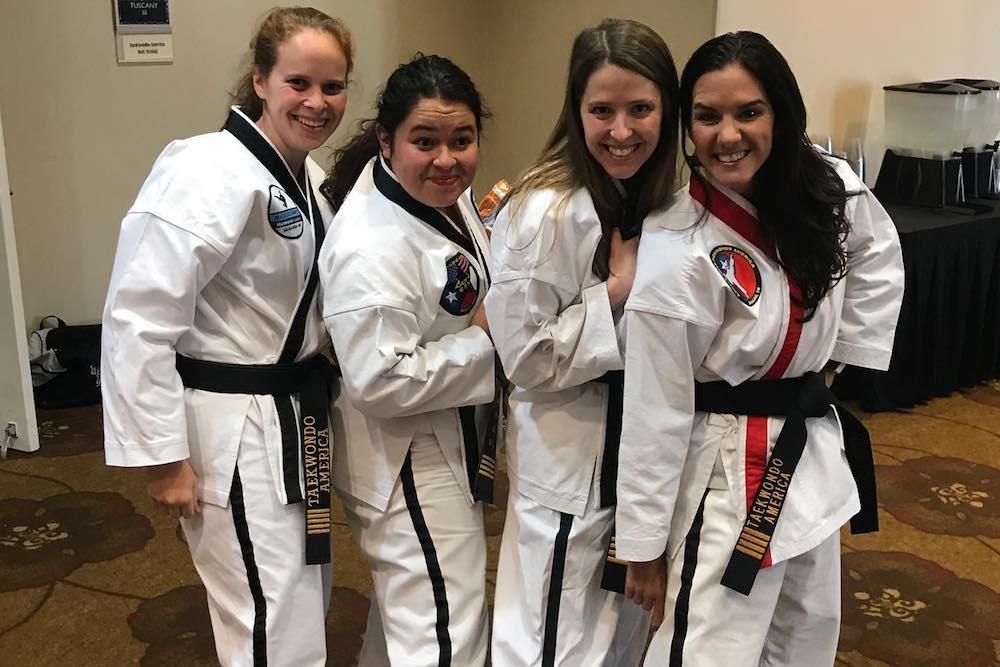 Kids Taekwondo near Denton