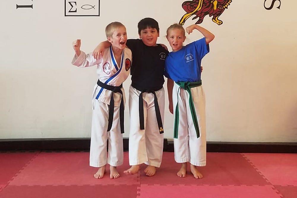 Kids Martial Arts near Mobile