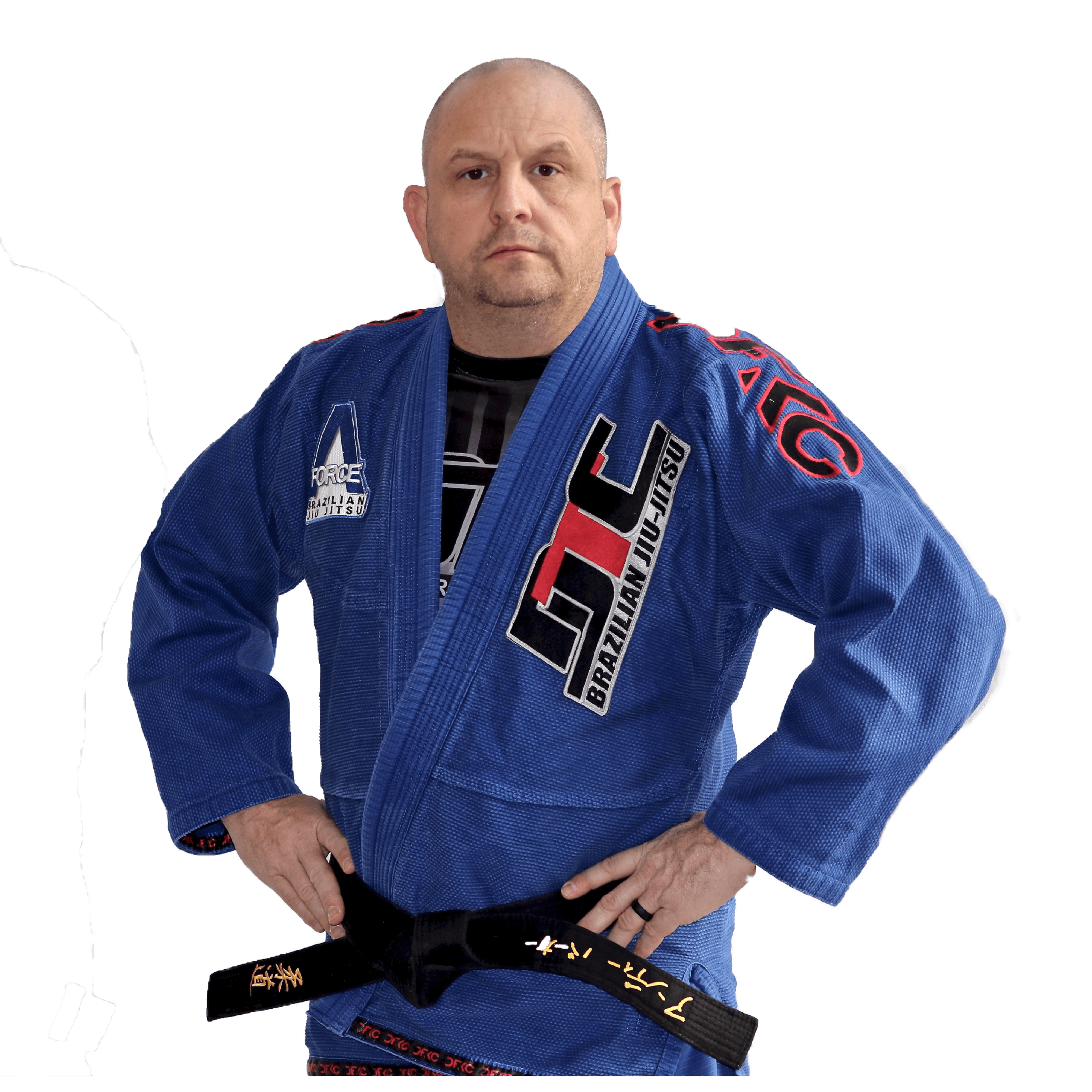 Sensei Andy Barker in Chesapeake - Da Firma Training Center
