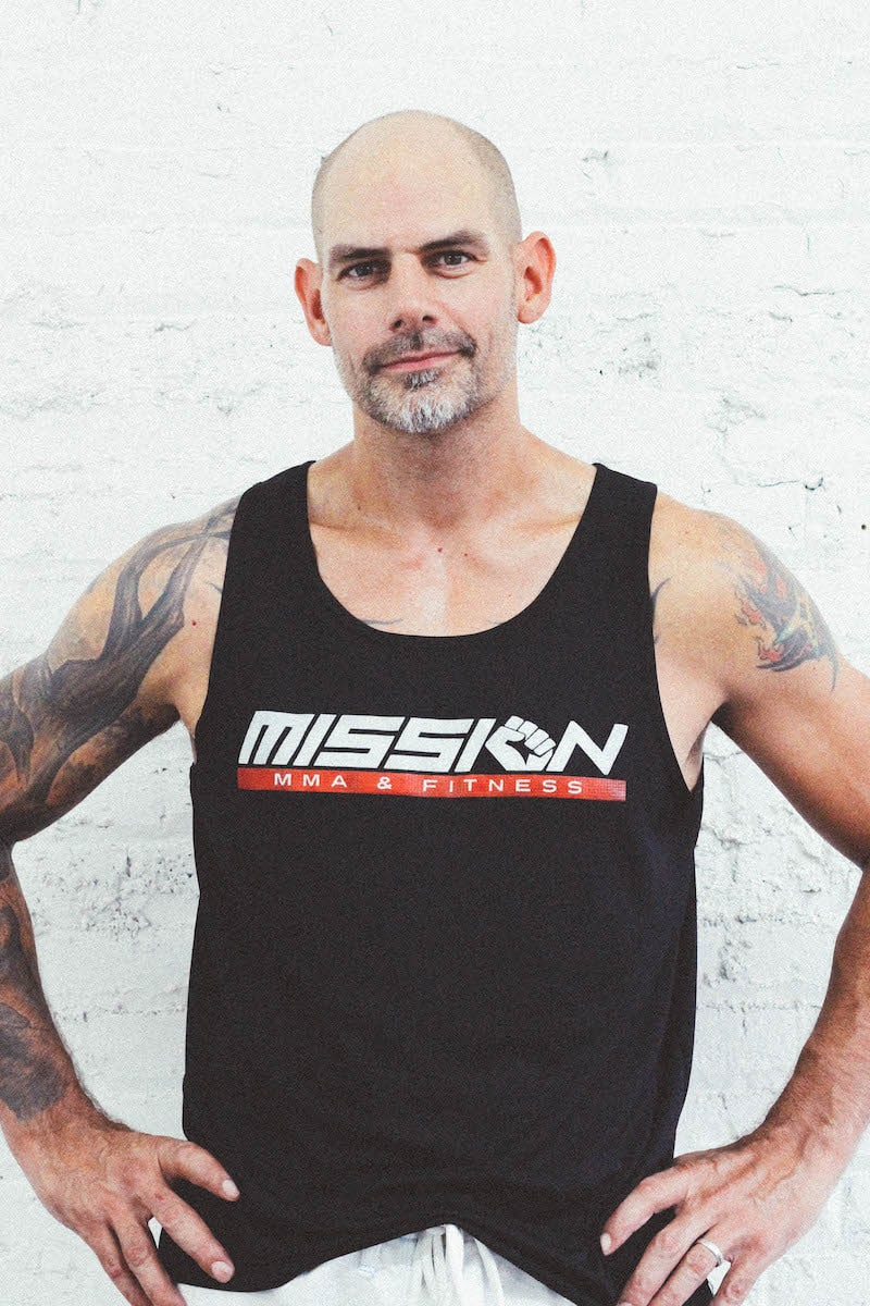 Josh Horsley in 	 Chicago - Mission MMA And Fitness