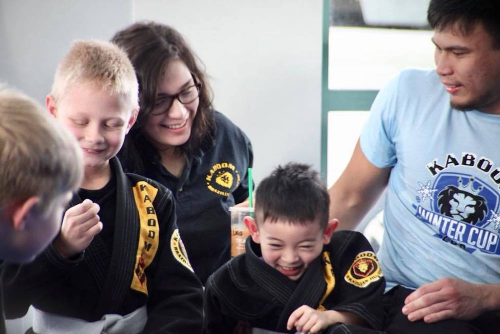 Surrey Kids Martial Arts