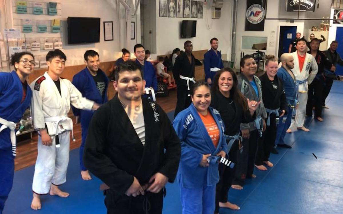 Upper East Side Brazilian Jiu Jitsu