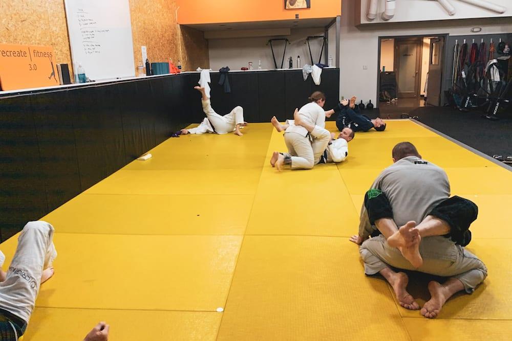 Brazilian Jiu Jitsu near Portland