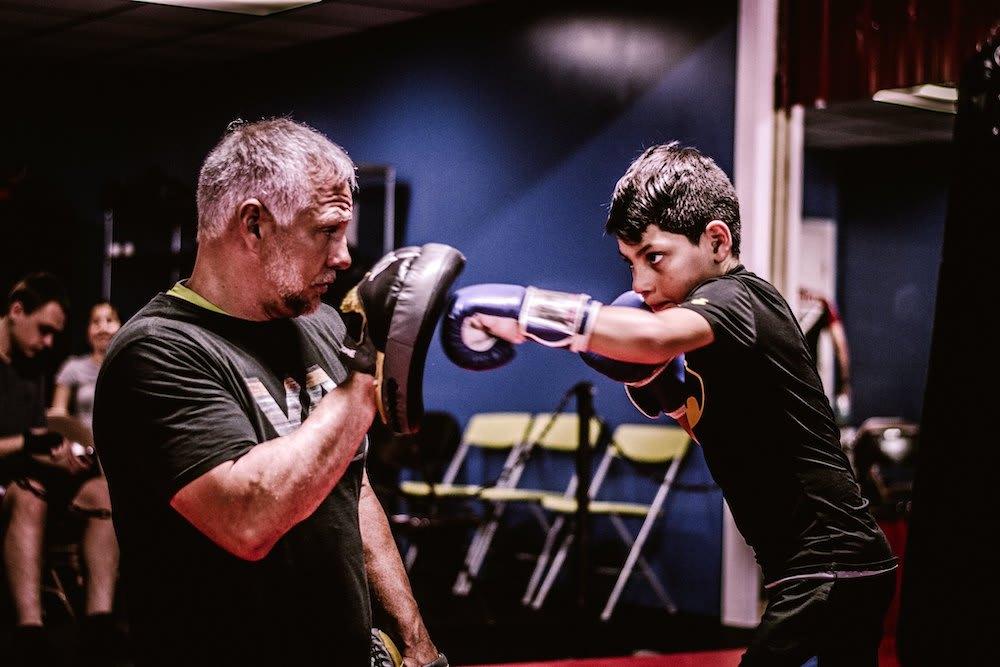 Boxing near Asheville