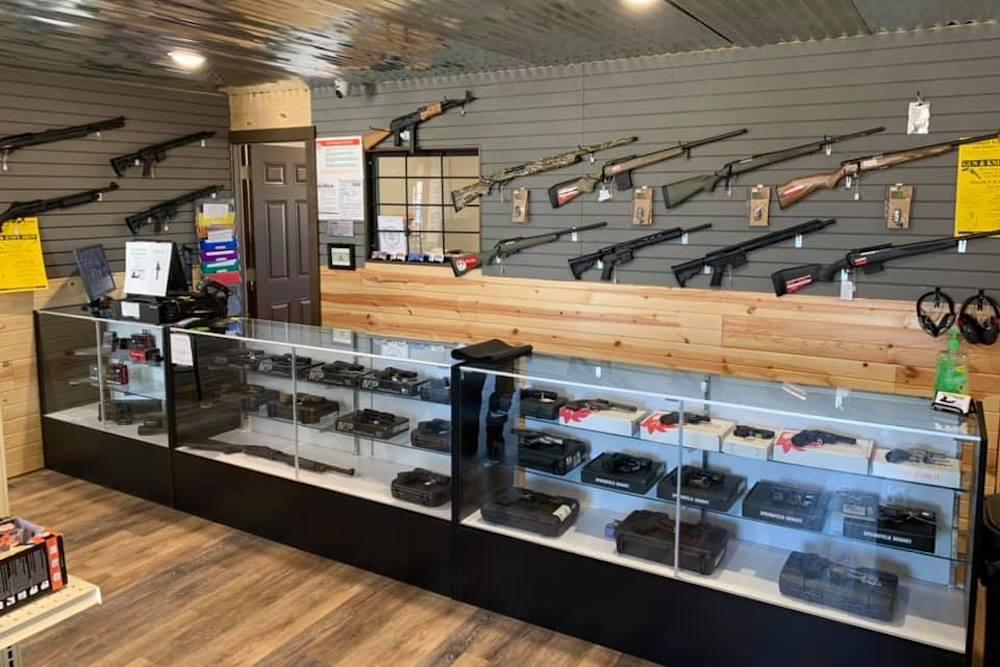 Gun Shop near Poplar Bluff