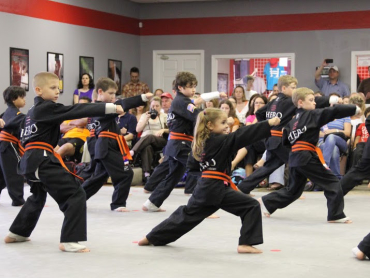 Spring Kids Martial Arts