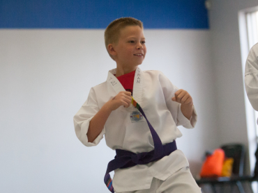 Kearney Kids Martial Arts