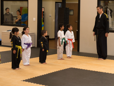 Rancho Santa Margarita Kids Martial Arts