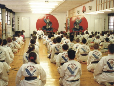 Rhyl Adult Karate