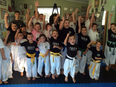 kids martial arts in marrickville