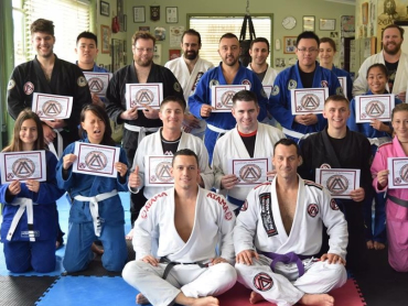 bjj in marricksville