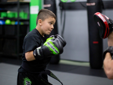 Castro Valley Kids Martial Arts