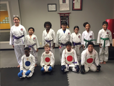 Kansas City Kids Martial Arts