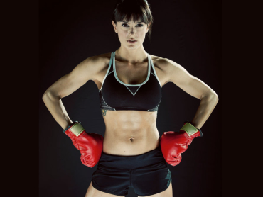 Whitman Womens Fitness Kickboxing