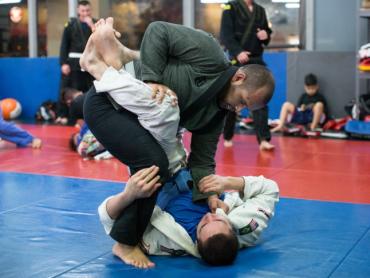 Santa Ana  Brazilian Jiu Jitsu