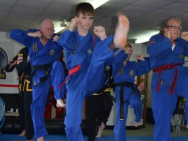 Wembley Adult Martial Arts