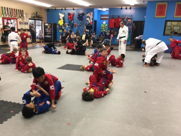 Omaha Kids Martial Arts