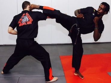 Adult Martial Arts Bronx