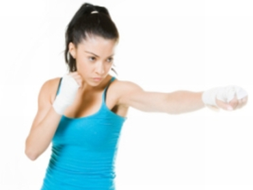 Plaistow Womens Cardio Kickboxing