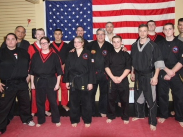 Whitman Teen and Adult Martial Arts