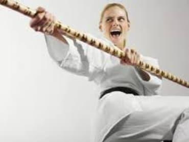 Warrior Club Weapons Program in Combined Martial Arts Academy Nerang