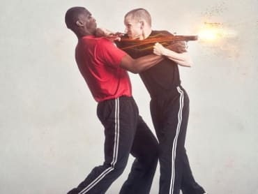 Krav Maga in FTF® Fitness and Self-Defense