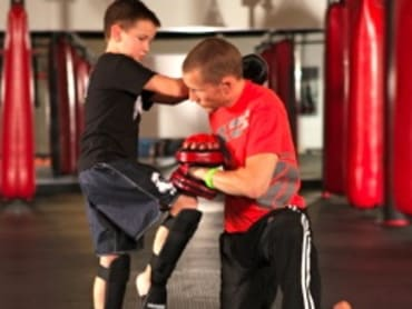 Kids Martial Arts in FTF® Fitness and Self-Defense