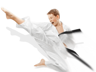 Kids Karate in Underground Martial Arts And Fitness Center