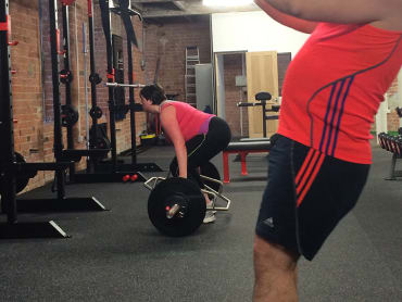 Group Fitness Training in rb5 Personal Training