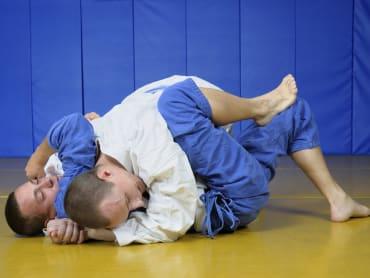 Brazilian Jiu Jitsu in Brass Boxing & Jiu Jitsu