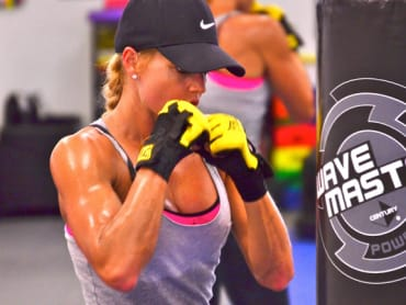 Fitness Kickboxing in On The Mat Martial Arts