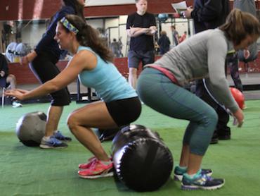 Semi Private Training in K.O.R.E. Wellness