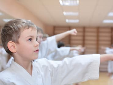 Kids Martial Arts in Peck's Taekwondo America