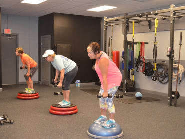 Group Fitness Classes in Go Girl Fitness Studio