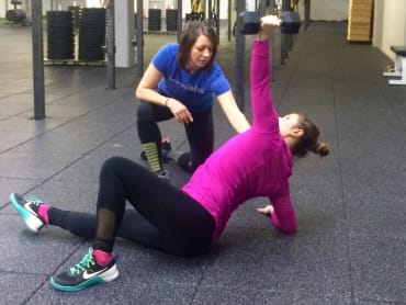 Personal Training in CrossFit Petworth