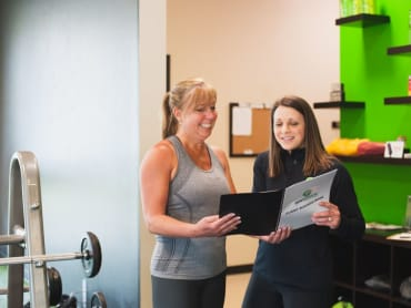 Nutritional Coaching in Inner Athlete Fitness Studio