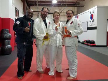 Adult Martial Arts in Tactical Mixed Martial Arts