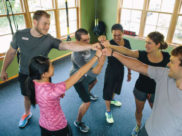 Group Fitness in Kinetic 6 Fitness