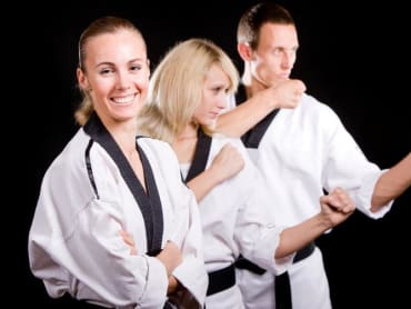 Adult Martial Arts  in The Dojo Of Karate