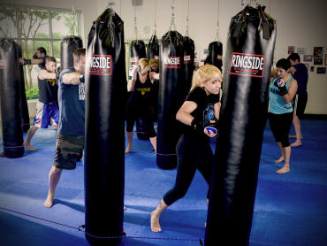 Fitness in FTF® Fitness and Self-Defense