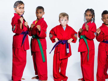 Kids Martial Arts in Metro United Karate