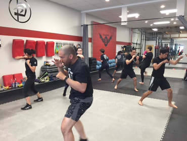 Krav Maga  in Tier One Training Center