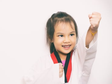 Kids Martial Arts  in Shackelford's MMA Center