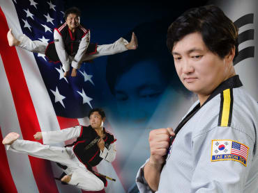 Adult Martial Arts  in Lee's Champion Taekwondo Academy