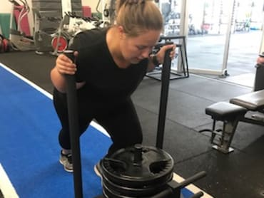 Personal Training in Repetitions