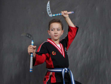 Warrior Club Weapons Program in Combined Martial Arts Academy Nerang