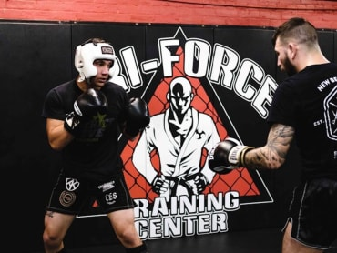 MMA Training in Tri-Force MMA